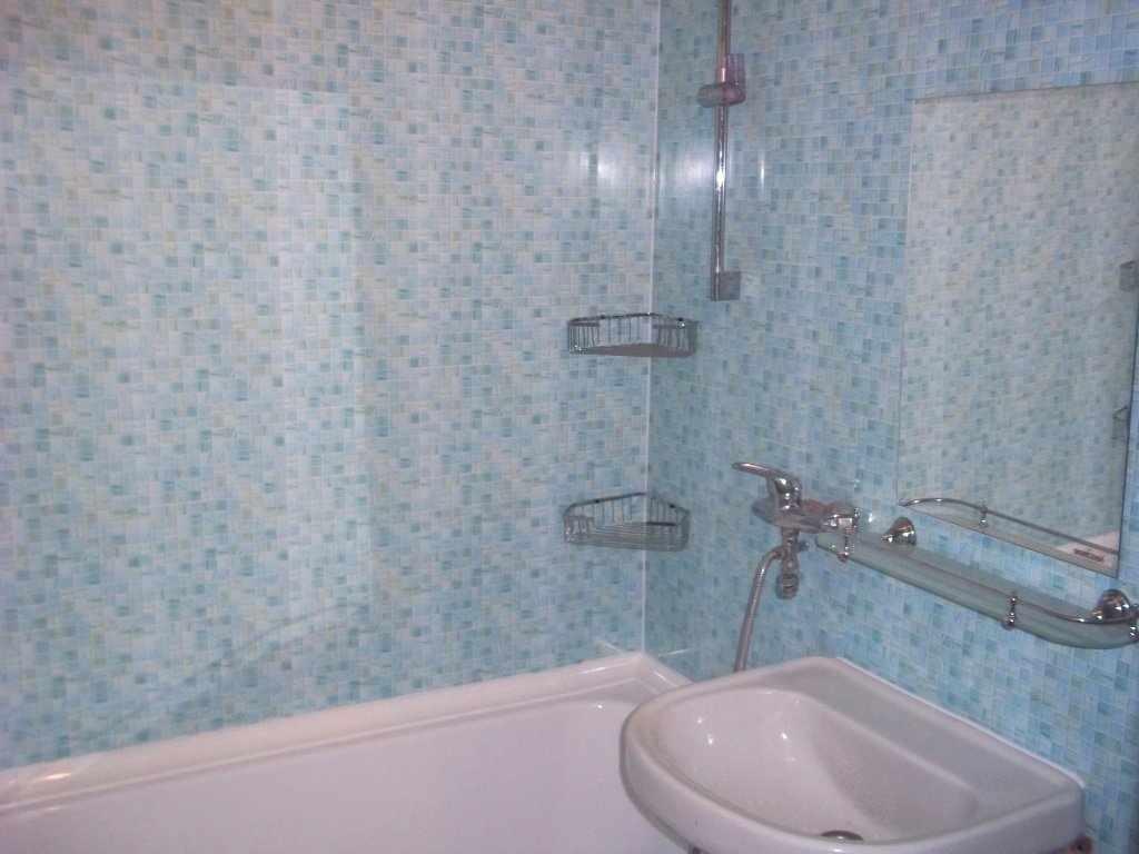 Гладкая вагонка для ванной