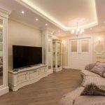Идеи дизайна светлой гостиной