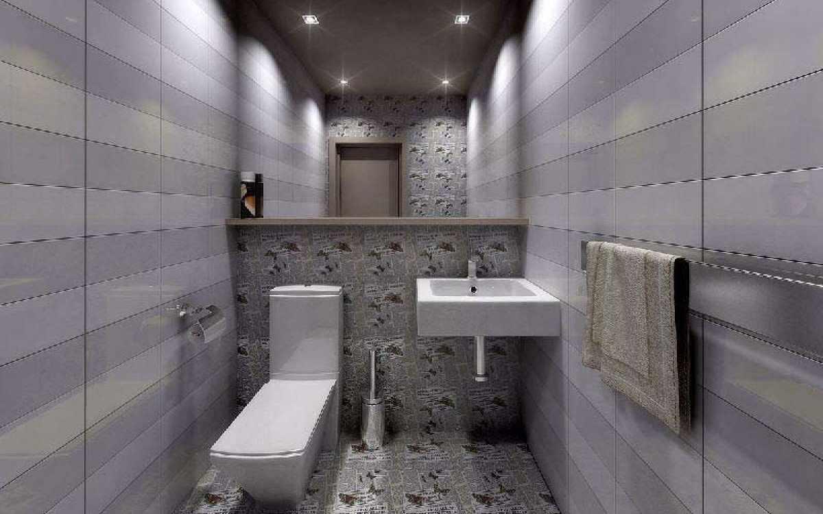 Отделка туалета идеи
