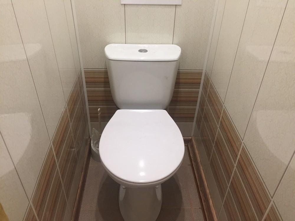 Уход за туалетом