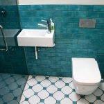 Отделка туалета выбор стиля