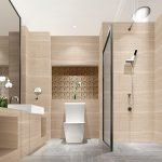 Отделка туалета дизайнерские идеи