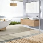 Свелая ванная комната