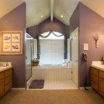 Комбинирование цветов в ванной