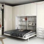 Внешний вид откидной кровати