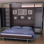 Кровать откидная