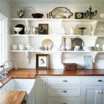 Кухня со встроенной мойкой