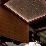 Панели для потолка с подсветкой