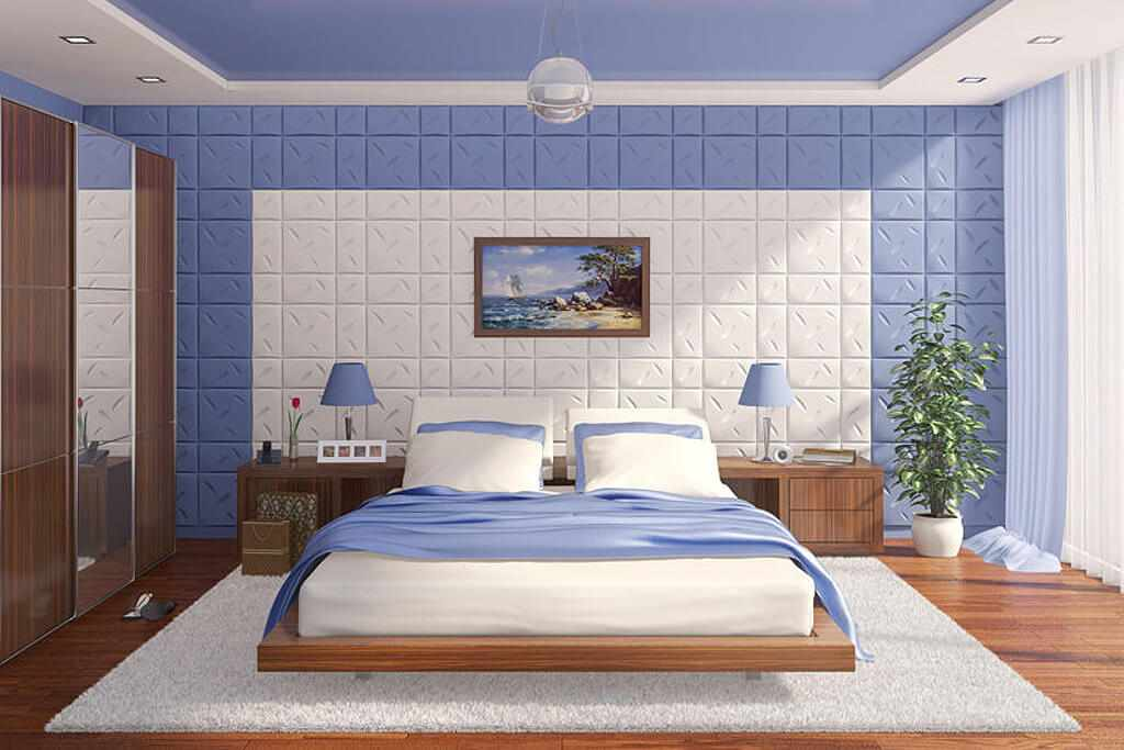 Интеьер спальни