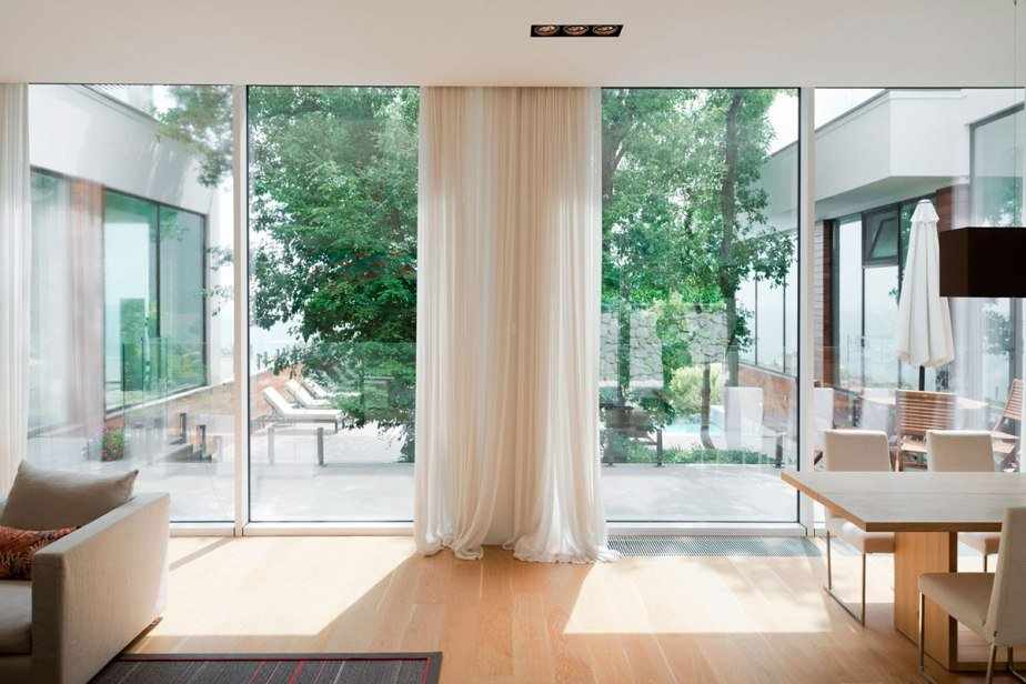 Требования к панорамным окна