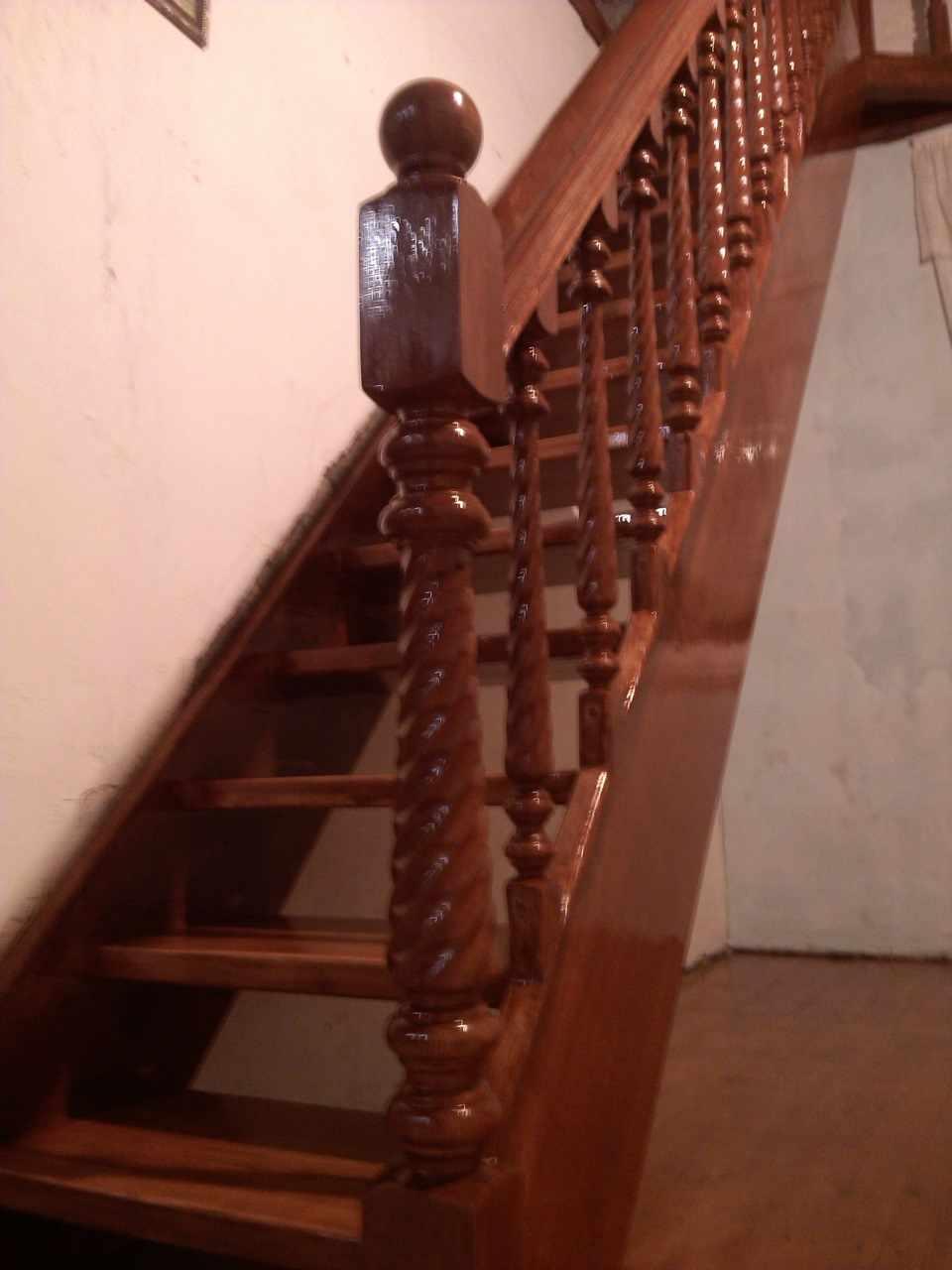 Лестница готова