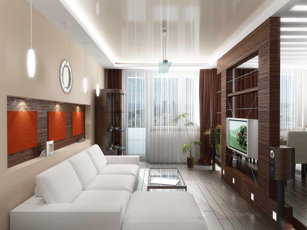 Высокий комфорт - одно из преимуществ 3-х комнатной квартиры