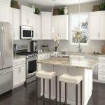 Идеи оформления маленькой кухни