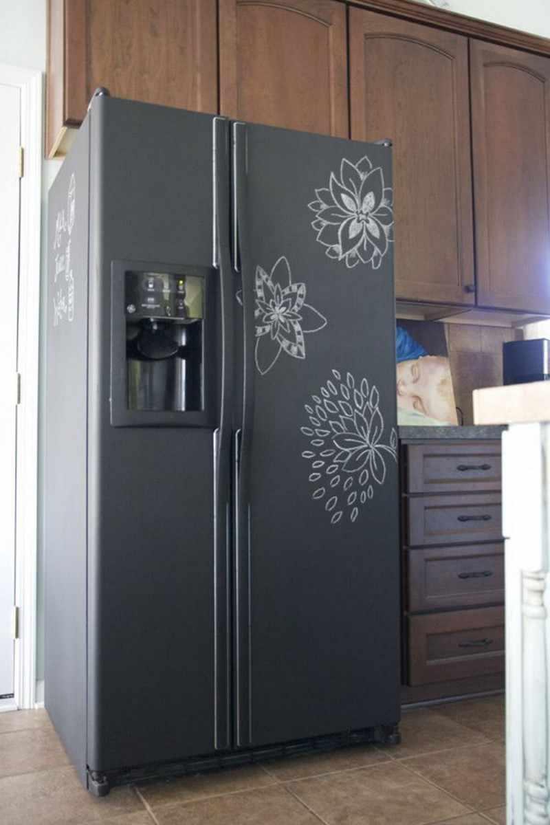Выбор пленки для холодильника