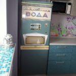 Советский автомат газировки