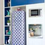 Узоры на холодильнике