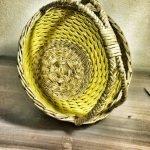 Желтая корзина
