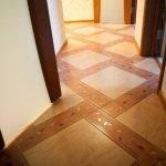 Плитка в коридоре