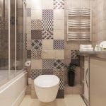 Восточный стиль в дизайне ванной