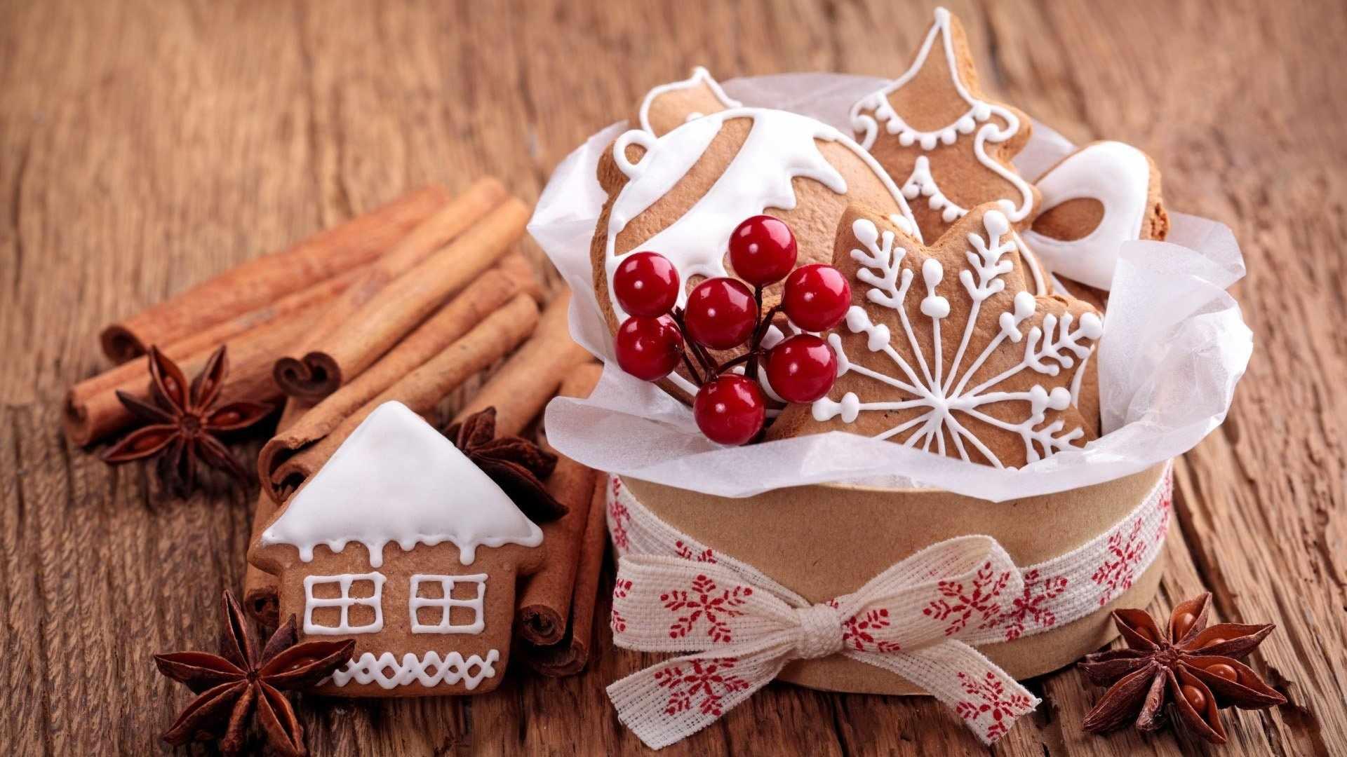 Новогодние сладости