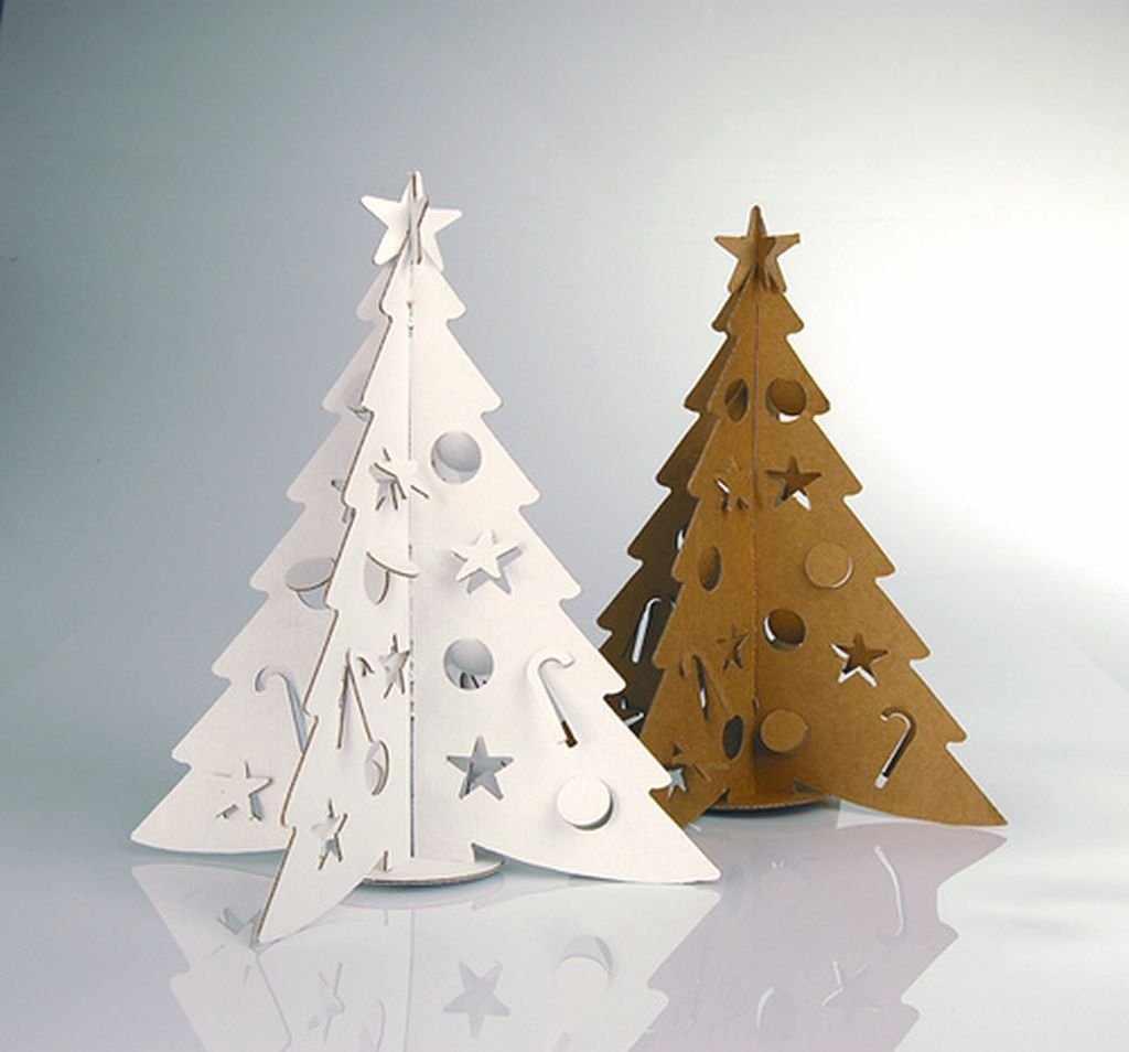 Звезды на новогодних деревьях
