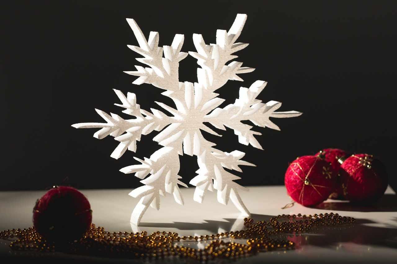 Ледяной кристалл