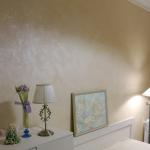 Вариант отделки стен