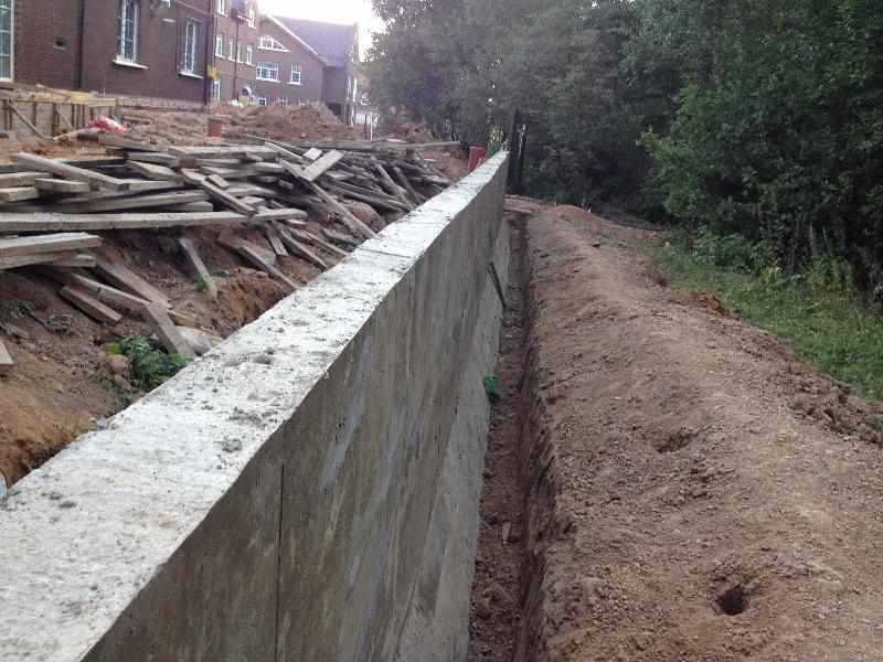 Строительство стенки