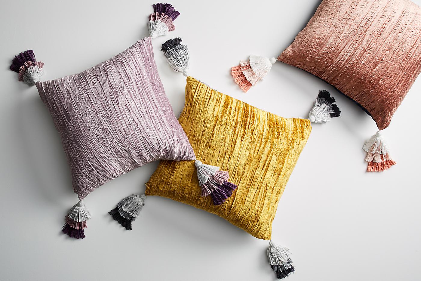 Турецкие подушки