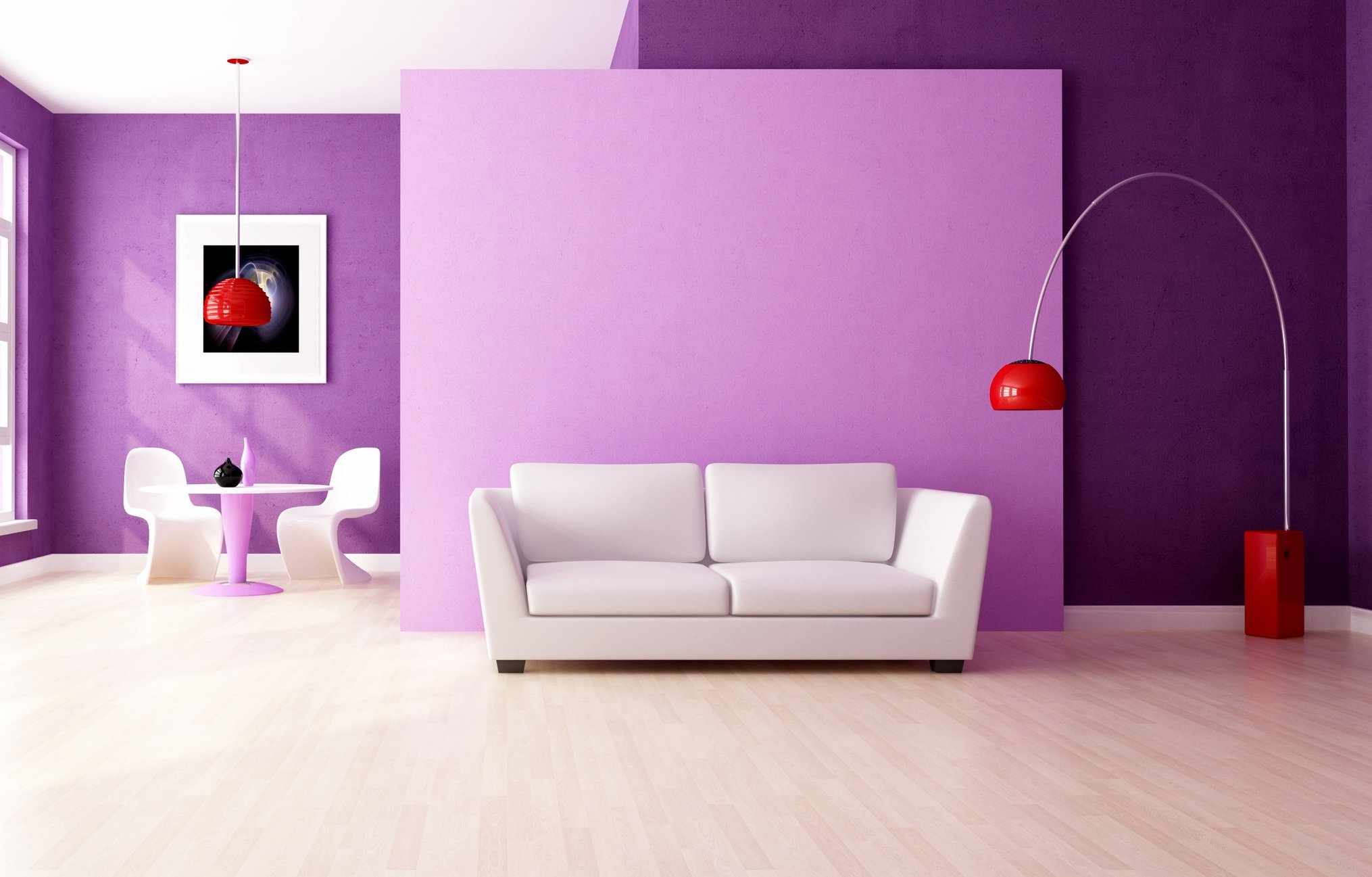 Виниловая краска для стен