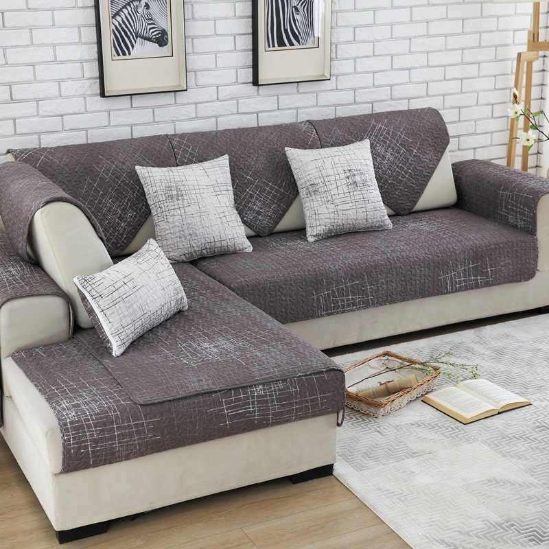 Мастер-класс пошива покрывала на угловой диван