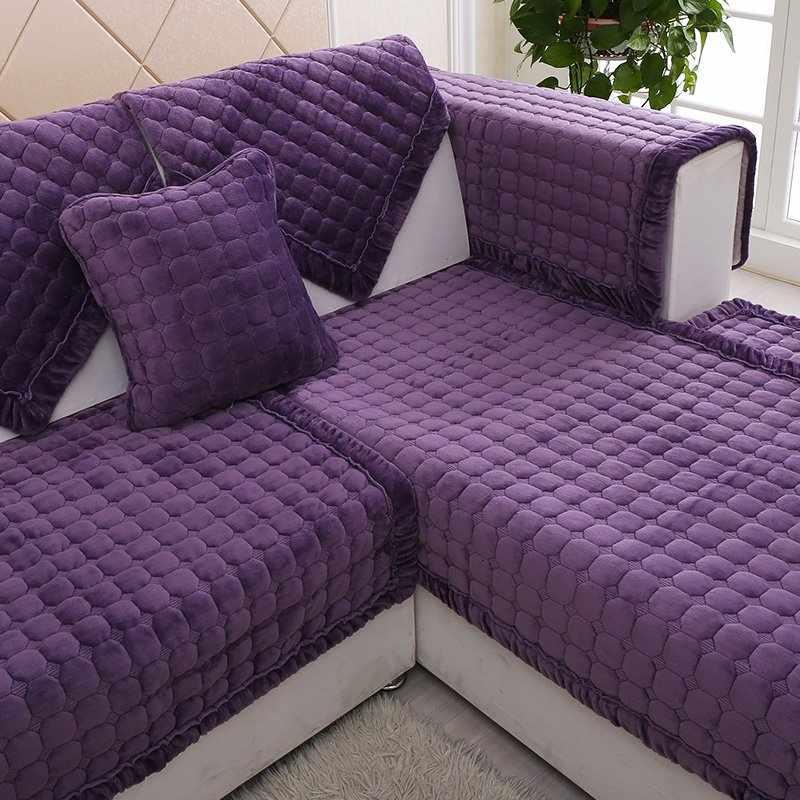 Уход за покрывалом на диване