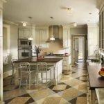 Пробковая плитка на кухню