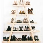 Полка для обуви лесенка