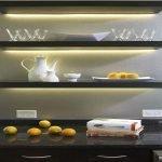 Подсветка для кухонных полок