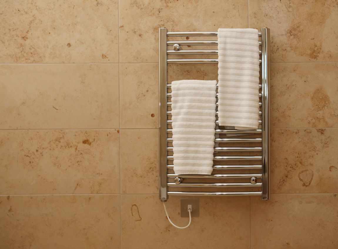 Электрический полотенцесушиетль