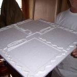 Клей на плитке
