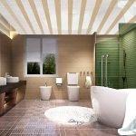 Отделка плиткой ванных комнат