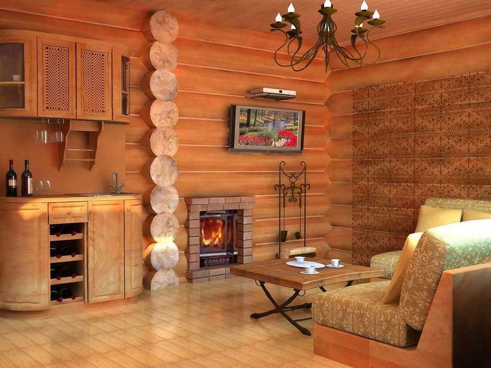 Мебель и оснащение бани