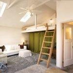 Дополнительная комната под крышей