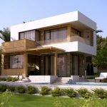Вентиляция для дома с плоской крышей