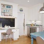 Кабинет и кухня