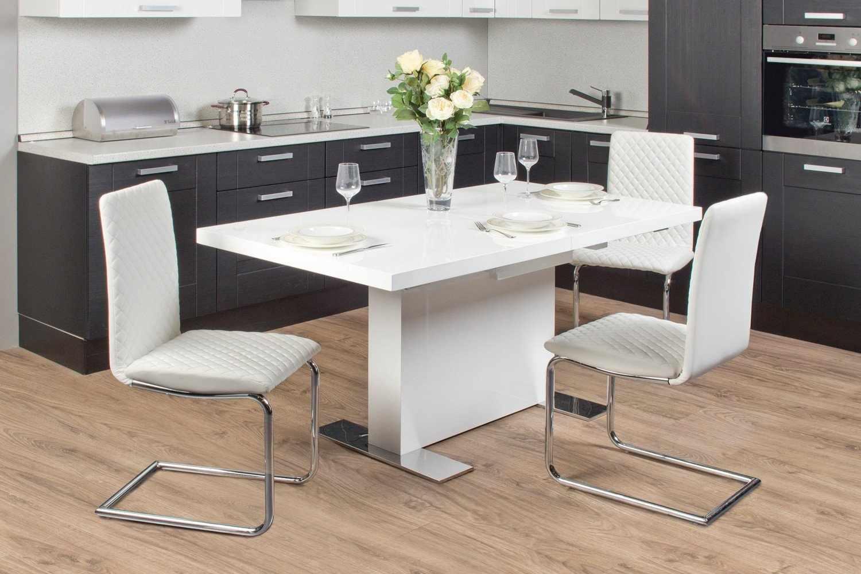 Невысокий кухонный стол