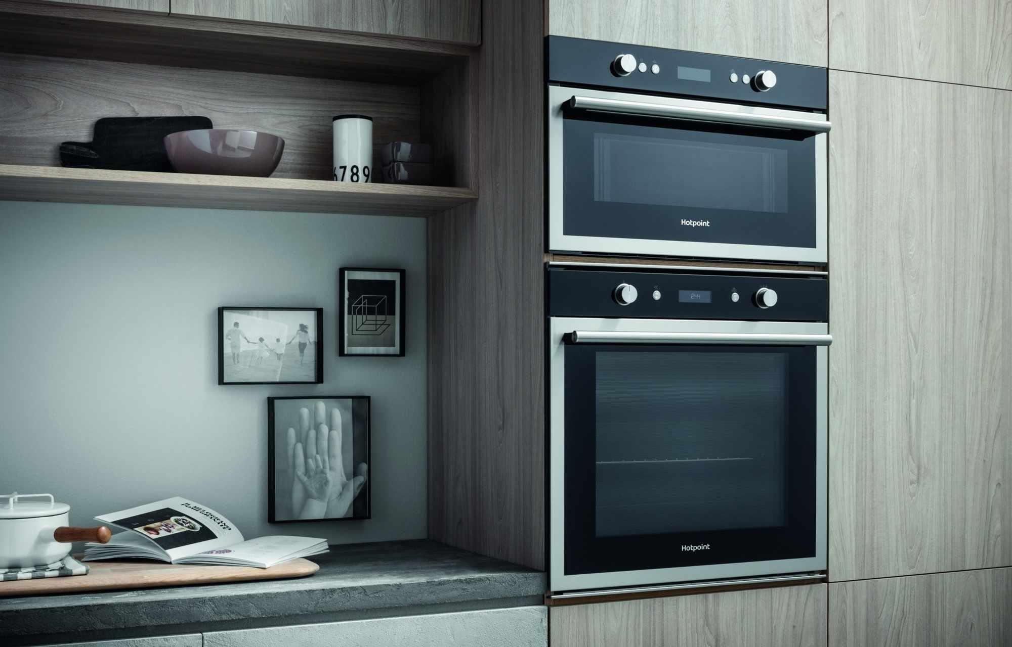 Шкаф с нишей для духовки