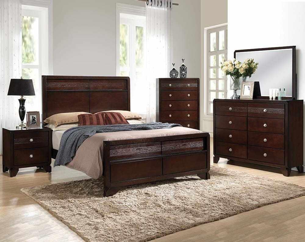 Заранее продуманное место для кровати