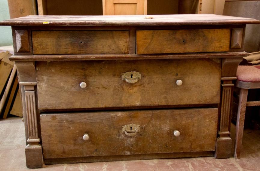 Дефекты на мебели