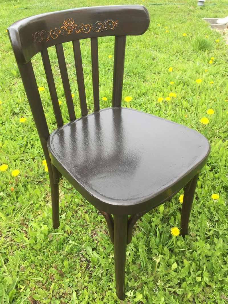Венский стул готов