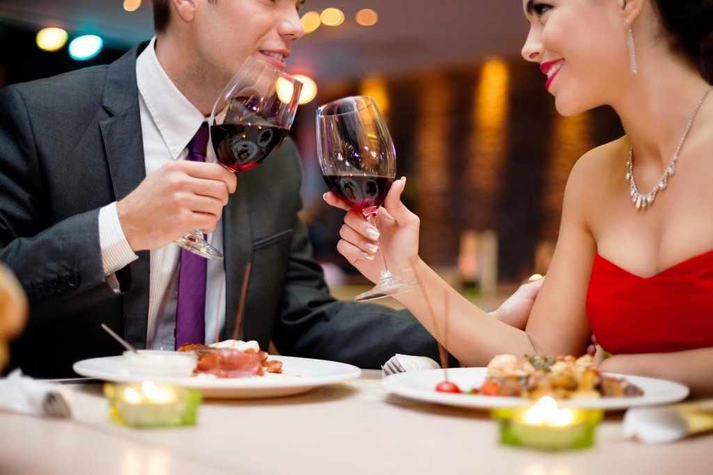 Ужин влюбленных
