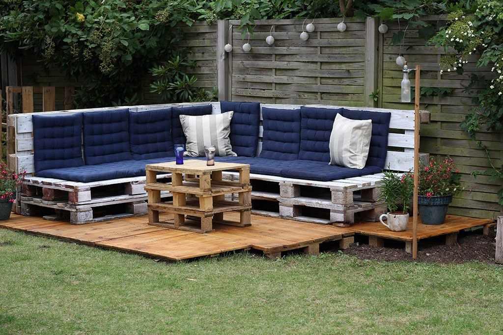 Стиль садовой мебели