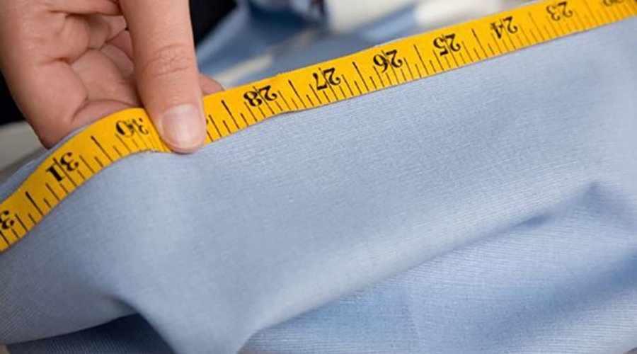 Расчет ткани для штор